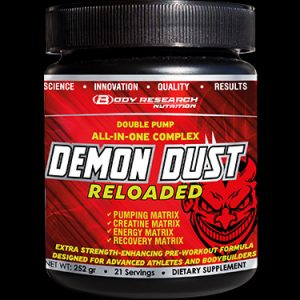 Demon Dust Reloaded home