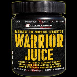 Warrior Juice home