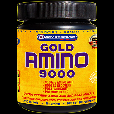 Gold AMINO 9000 home