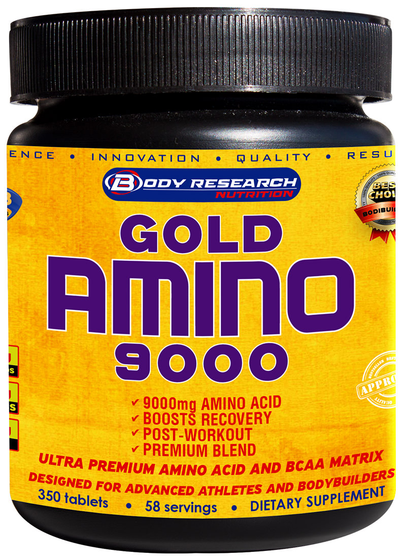 Body Research Gold AMINO 9000