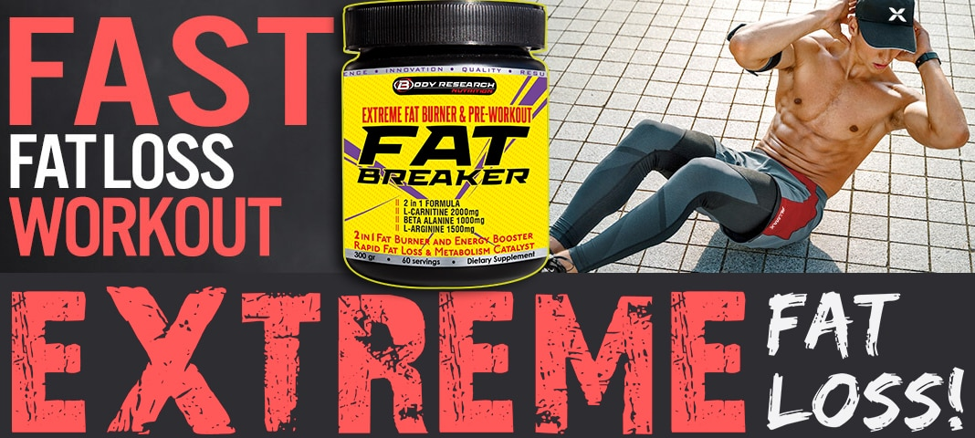 Body Research Fat Breaker banner